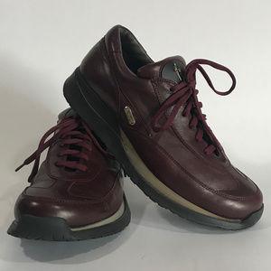 Vintage Paciotti Burgundy Sneakers